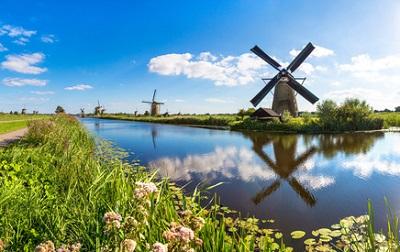 Kinderdijk, Pays-Bas