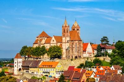 Breisach, en Allemagne