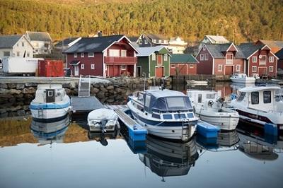 Kalvag, Norvège
