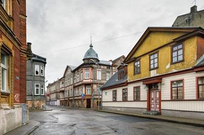 Liepaja, Lettonie