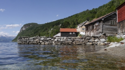 Nordfjordeid, en Norvège