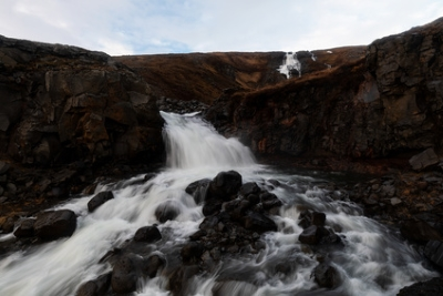 Skagafjordur, en Islande