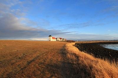 Alftanes, Islande