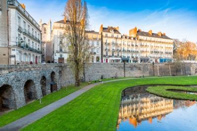 Nantes, en France