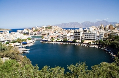Crète (Aghios Nikolaos), Grèce