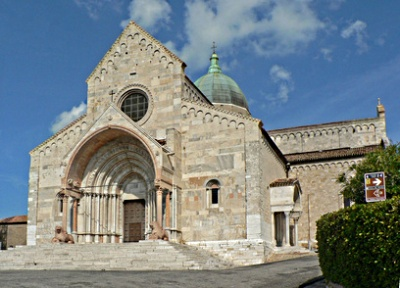 Ancona, en Italie