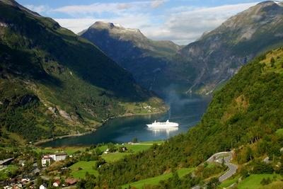 Hellesylt, Norvège