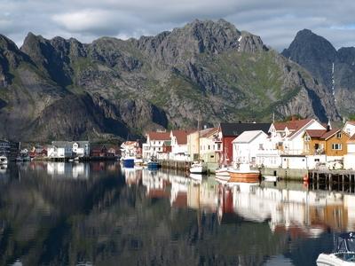 Gravdal, Norvège