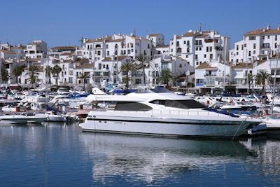 Puerto Banus, Espagne
