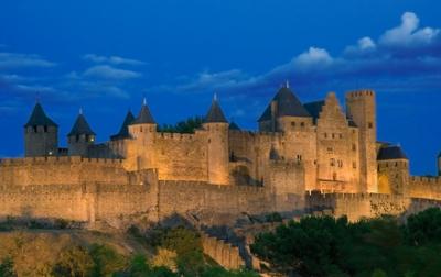 Carcassonne (Sete), France