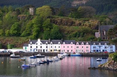 Tobermory (Mull), Escócia