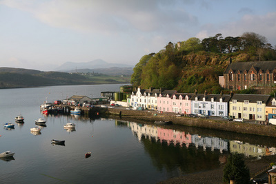 Isle of Skye (Portree), Scotland