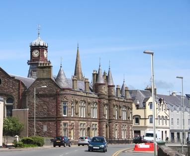 Stornoway, Scotland