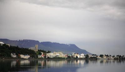 Akureyri, en Islande