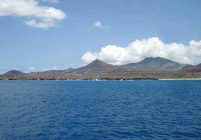 Ascension Island, U.K. Territory