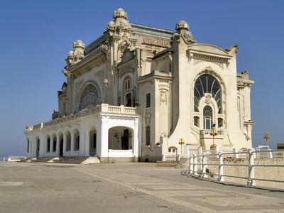 Constanta, en Roumanie
