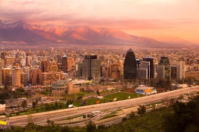 Santiago (San Antonio), Chile