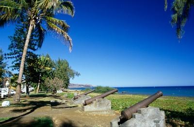 Pointe des Galets, Reunion Island