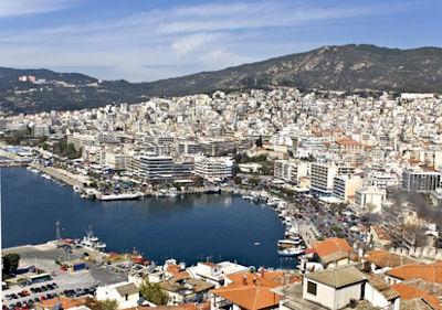 Kavala (Philippi), Greece