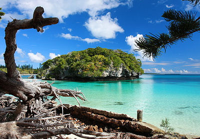 Ile des Pins, New Caledonia