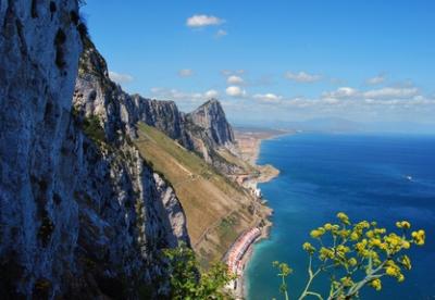 Gibraltar, territoire britannique