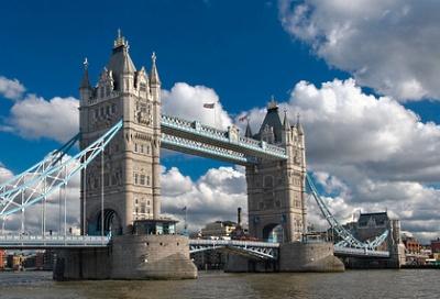 Londres (Tower Bridge), l'Angleterre