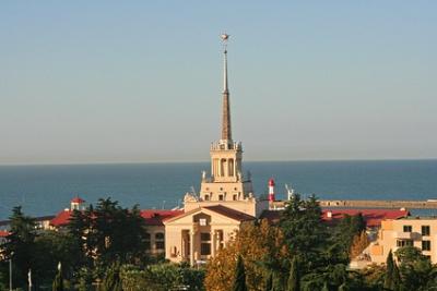 Sotchi, Russie