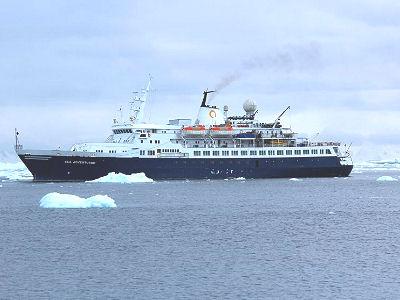 Ocean Adventurer Cruise