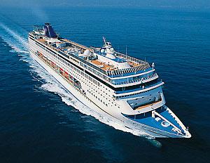 MSC Sinfonia Cruise