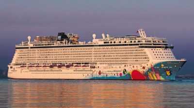Norwegian Breakaway Cruise