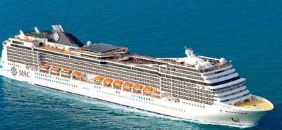 MSC Magnifica Cruise