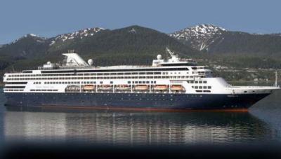 Veendam Cruise