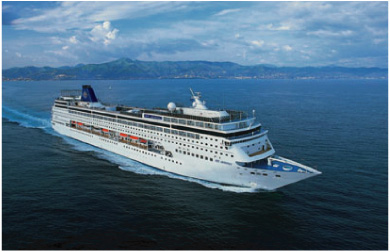 MSC Armonia Cruise