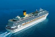 Costa Pacifica Cruise