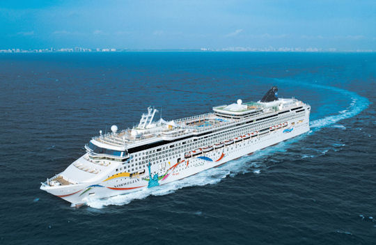 Norwegian Dawn Cruise