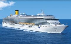 Costa Deliziosa Cruise