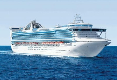Golden Princess Cruise
