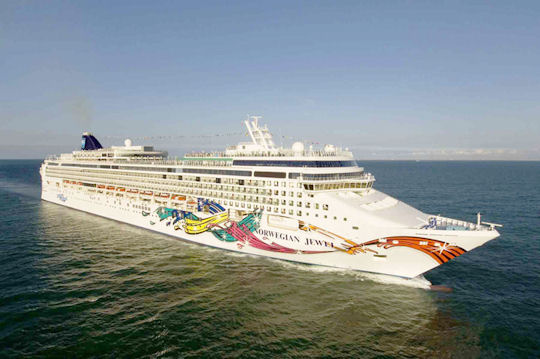 Norwegian Jewel Cruise