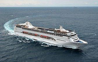 MSC Lirica Cruise
