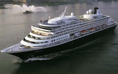 Prinsendam Cruise