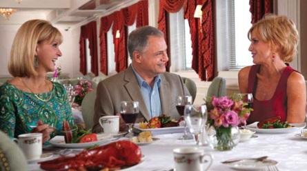 River Queen Dining Room Pics