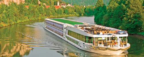 River Cruises: MS Scenic Crystal