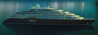 MS Scenic Eclipse Cruise