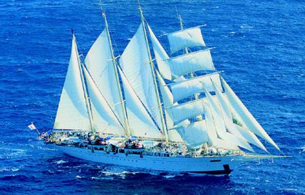 Star Clipper Cruise