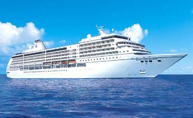 Seven Seas Mariner Cruise