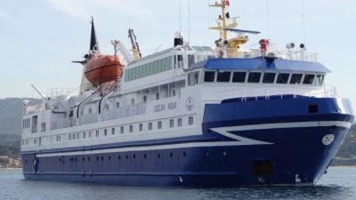 Ocean Nova Crucero