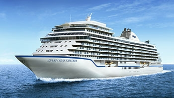 Seven Seas Explorer Cruise