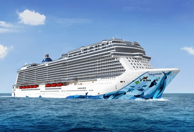 Norwegian Bliss Cruise