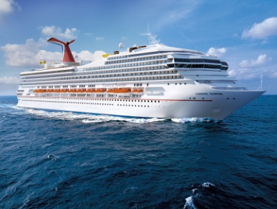 Carnival Sunrise Cruise