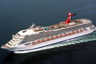 Carnival Triumph Cruise